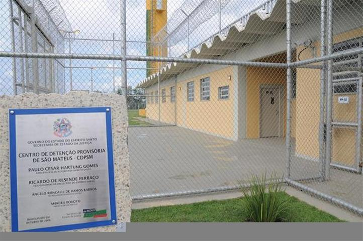 Após ação proposta pela Defensoria, penitenciária de Linhares recebe obras de melhorias