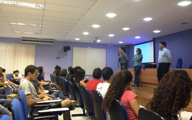 Projeto Defensores Públicos na Escola promove palestras para alunos do programa Escola Viva