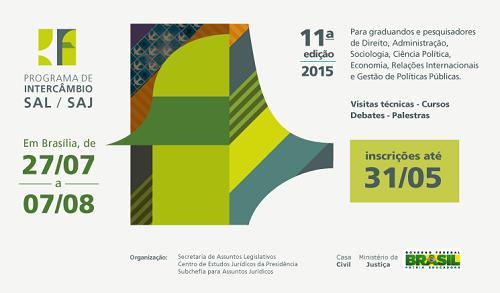 11ª Edição do Programa de Intercâmbio para estudantes e pesquisadores já tem data marcada