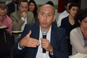 Professor André Portela . Foto: Raquel de Pinho