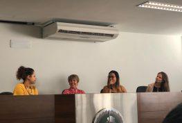 Mesa de Abertura Seminário Justiça para Mulheres